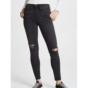 "9"" High-Rise Skinny Jeans NWT"